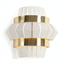 Comb Wall Lamp - Multiple Colours/Finishes
