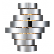 Volcano Stainless Steel Wall Lamp