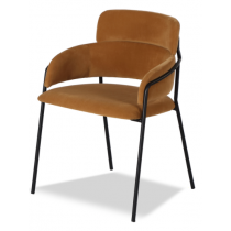 Alice Toscana Camel Dining Chair