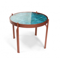Maze Round Side Table