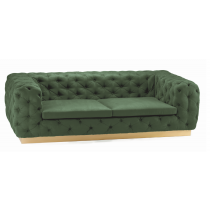 Victoria 3-Seater Sofa - Multiple Colours/Finishes