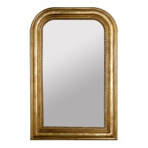 WAVERLY GOLD LEAF MIRROR