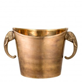 Maharaja Brass Wine Cooler