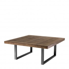 Gregorio Oak Veneer Coffee Table