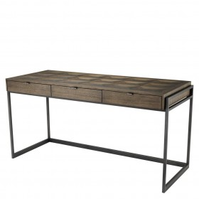Gregorio Oak Desk