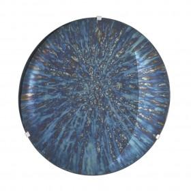 Laguna Blue Wall Object