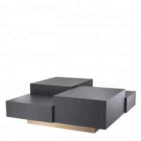 Nerone Charcoal Grey Oak Coffee Table