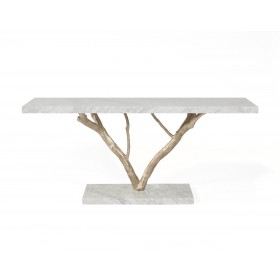 Ginger & Jagger Primitive Marble Console - Customise