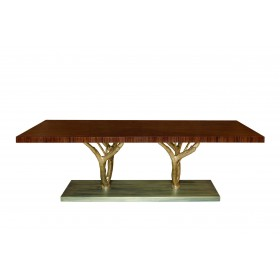 Ginger & Jagger Primitive Rectangular Dining Table - Customise