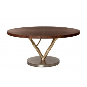 Ginger & Jagger Primitive Round Dining Table - Customise