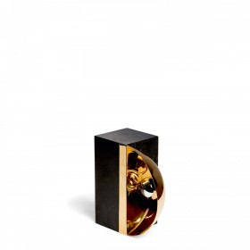 Ginger & Jagger Hemisphere Small Table Lamp - Customise