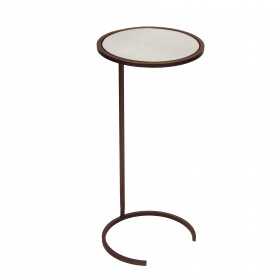 Monaco Bronze Cigar Table