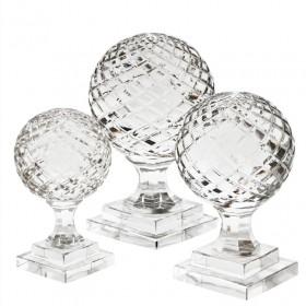 Arabesque Object Set of 3