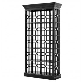 Colliers Black Cabinet