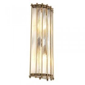 Tiziano Brass Wall Lamp