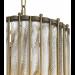 Eichholtz Tiziano Brass Lantern close up