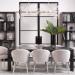 Eichholtz Marguesa Oak Cabinet lifestyle