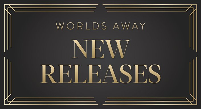 WORLDS AWAY NEW RELEASES