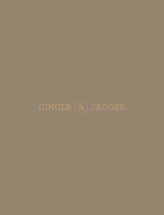 Ginger & Jagger Catalogue