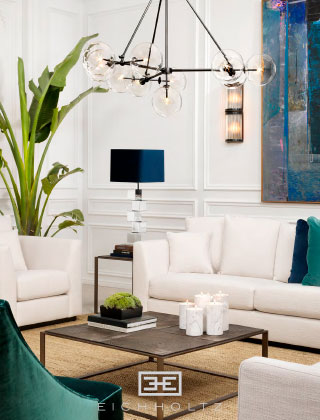 Hollywood Regency Style Furniture Lighting Accessories